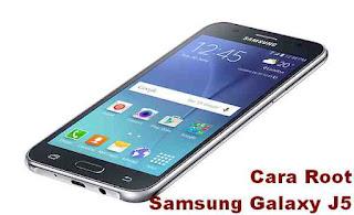 Cara Proses Root HP Samsung Galaxy J5 pakai ODIN