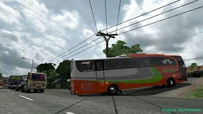 Game Bus Masuk Terminal