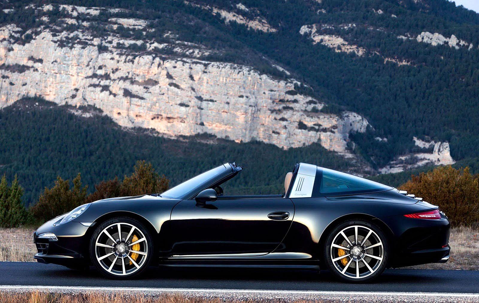 Porsche 911 Targa by Singer   Man of Many  Classic Porsche Targa