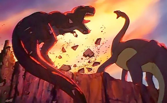 Film Guru Lad Film Reviews The Land Before Time Review