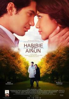 Cover Film Habibie dan Aiunun
