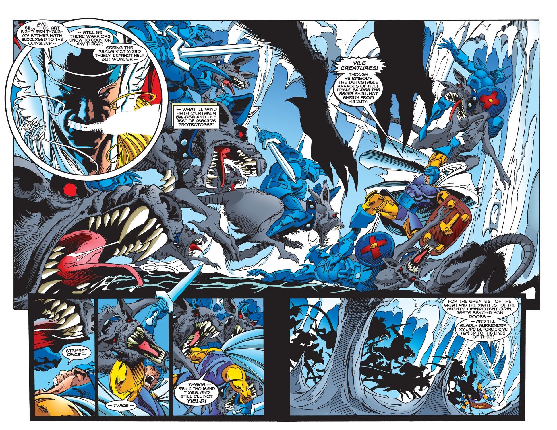 Thor (1998) Issue #31 #32 - English 12