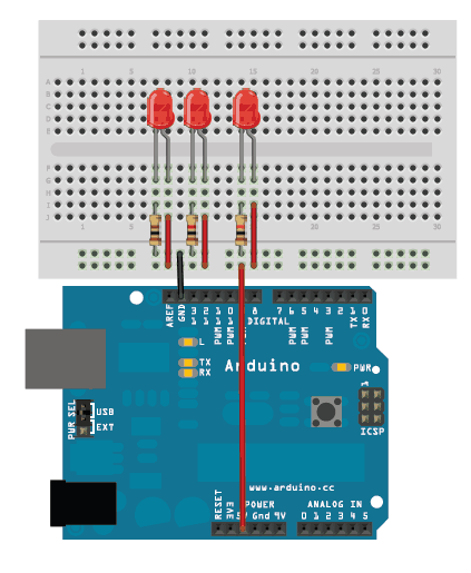 Pir Sensor Fritzing Part Download
