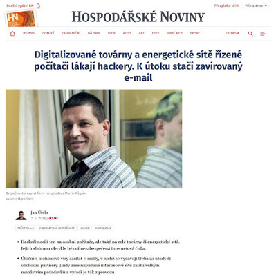 https://archiv.ihned.cz/c1-66161040-digitalizovane-tovarny-a-energeticke-site-rizene-pocitaci-lakaji-hackery-k-utoku-staci-zavirovany-e-mail