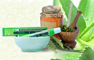 Aloe Propolis Cream with Honey Extract