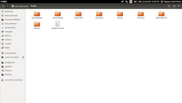 Resolução de nomes Ubuntu