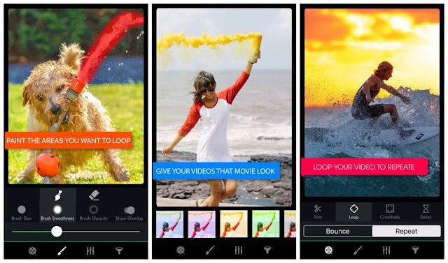 8 aplicaciones geniales para crear Cinemagraph de iPhone y Android