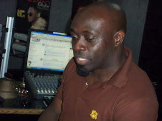 Publisher of FAB magazine, Akin Familusi is now a father 1