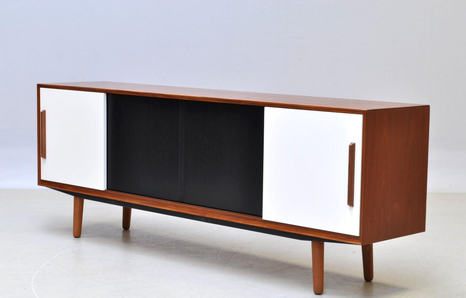 Interiors Modern Home Furniture Obliqdesign Splendid Anonymous Danish Sideboard