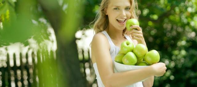Makanan sehat untuk wanita berusia 30-an