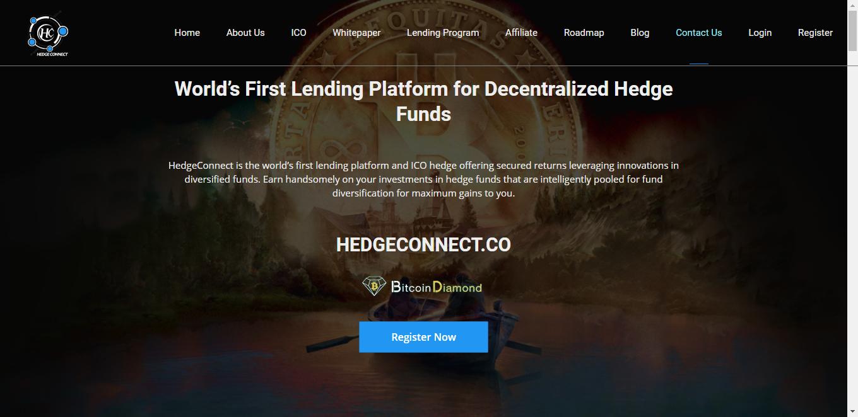 Hedge Connect FREE AIRDROP COIN TOKEN | ValueBitcoin - #1 Bitcoin ...