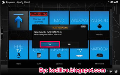 How To Install Fusion Addon In Kodi Step 15