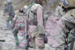 Kelompok Separatis di Nduga Klaim Tembak Mati 8 Anggota TNI di Pos Pasar Baru Kenyam
