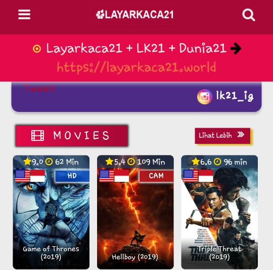 Situs Download Film Sub Indo Lk21