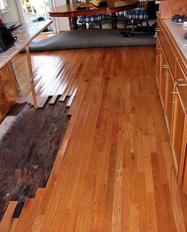 Repair, Water Damaged Wood - Here Are the straightforward Ways