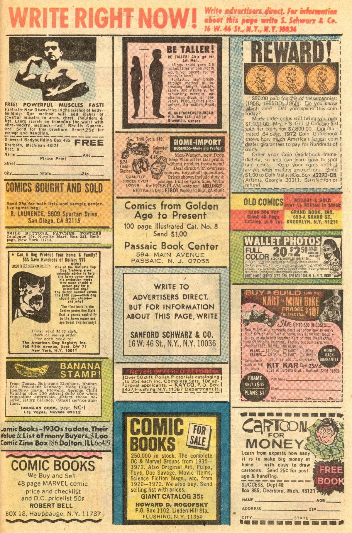 Detective Comics (1937) 424 Page 32