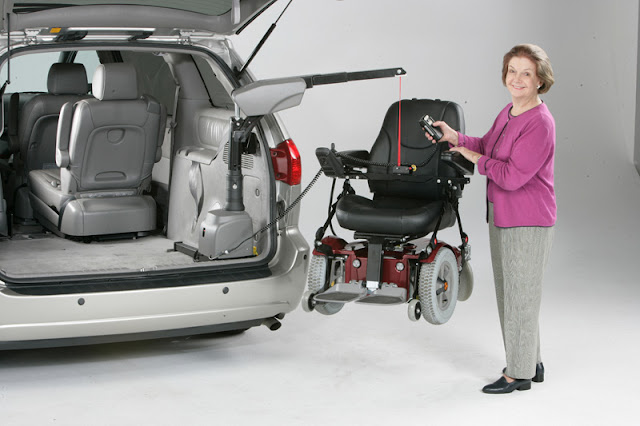 Does you or someone you know suffer from physical ailments that cause them to need help when it comes to being mobile? If so find out how a National Mobility Equipment Dealers Association (#NMEDA) dealer near you can help!