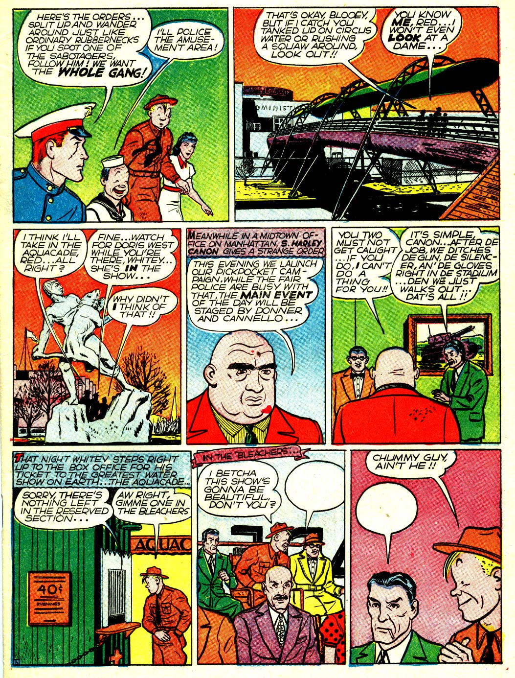 Read online All-American Comics (1939) comic -  Issue #7 - 5