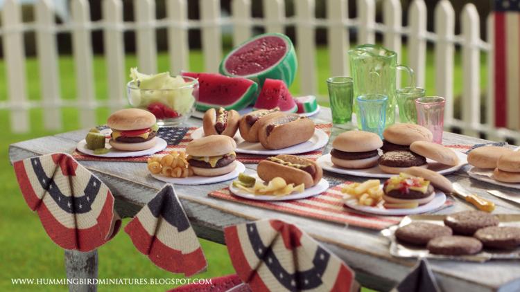 Fourth Of July Food Menu