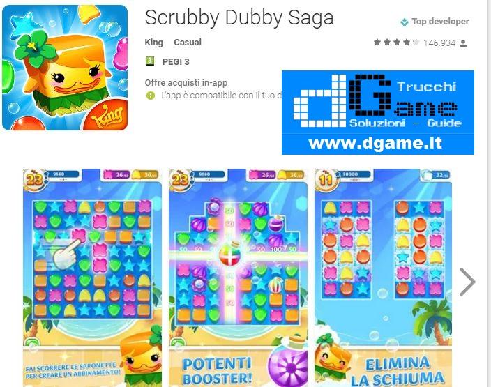 Trucchi Scrubby Dubby Saga Mod Apk Android v1.24.1