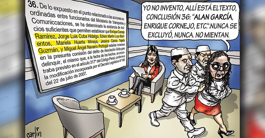 Carlincaturas Domingo 27 Octubre 2019 - La República