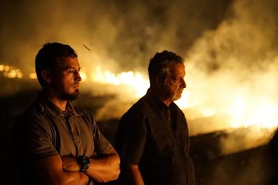 Aubrey St. Angelo e Rodie Sánchez (esq. para dir.) em cena da série - Divulgação