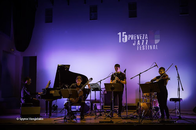 Πρέβεζα: 15ο Preveza Jazz Festival – The Show must go on!