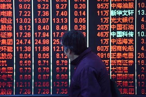 Tőzsde - Gyengülés a vezető ázsiai piacokon