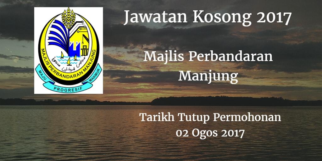 Jawatan Kosong MPM 02 Ogos 2017