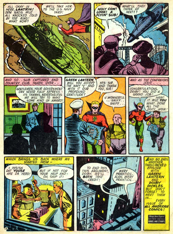 Read online All-American Comics (1939) comic -  Issue #57 - 15