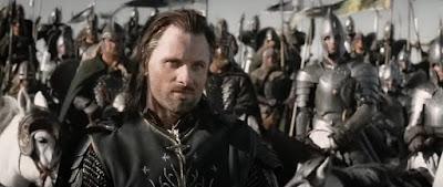 El Señor de los Anillos - El Retorno del Rey - Peter Jackson - Aragorn - el fancine - AlvaroGP