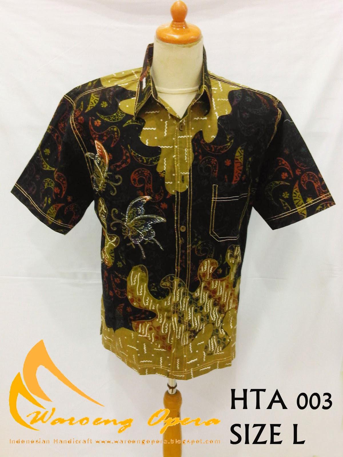 HTA002. HTA003. HTA004. HTA005. HTA006. HTA007. HTA008. HTA009. HTA011.  Kemeja Batik Tulis Modern ... 1657d301e4