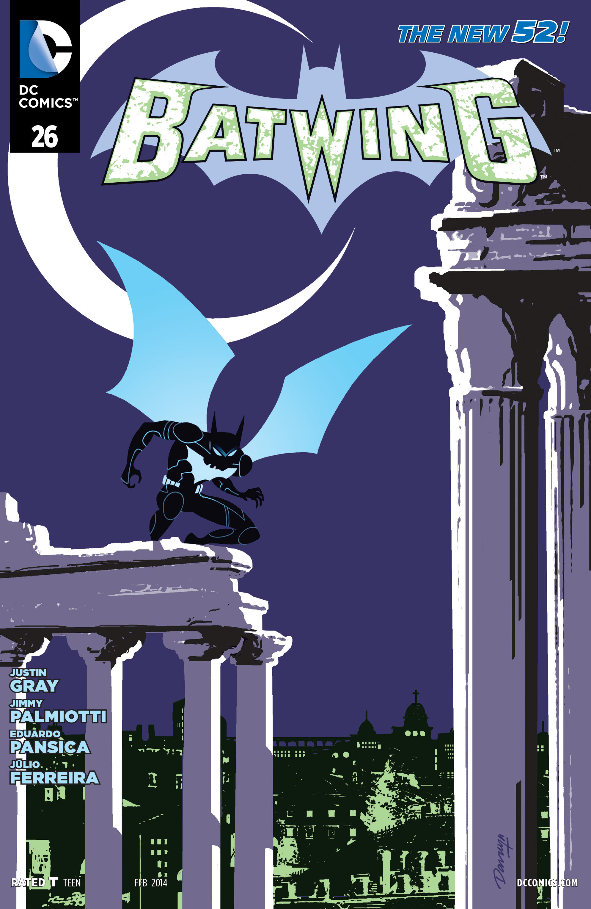 Batwing 26 Page 1