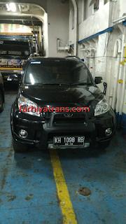 Kirim mobil Kumai Surabaya dengan kapal roro