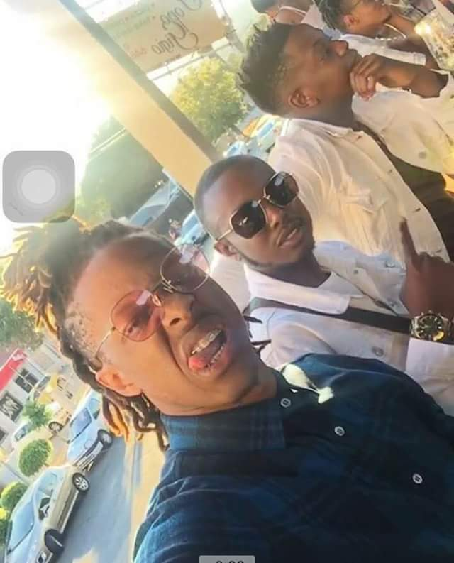 """""""They keep on talking, we keep on rolling"""" Grace Mugabe's sons are not bothered after she was accused of assault"""