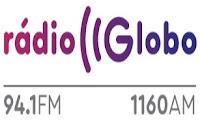 Rádio Globo AM 1160 de Londrina PR