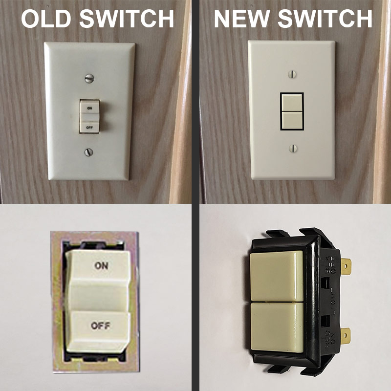 Kyle Switch Plates How To Replace A Low Voltage Ge