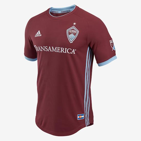 san francisco 61561 f4894 2018 MLS Kits Overview - All MLS 2018 Jerseys Released ...