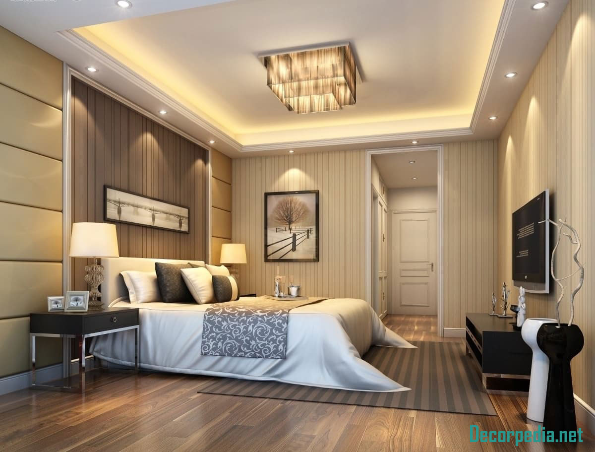 Ceiling Design For Bedroom Simple
