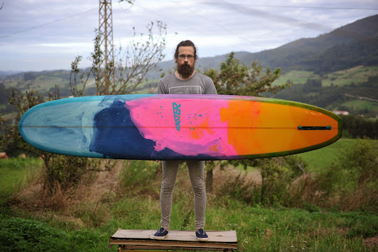 MONSTER SURFBOARDS, ESCULTURAS SURFEABLES