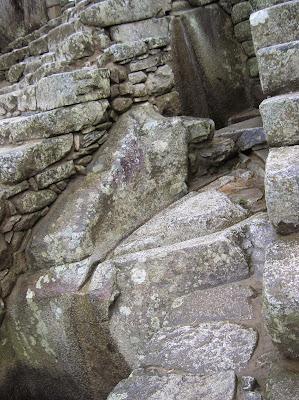 Fuente en Machu Picchu, Perú, La vuelta al mundo de Asun y Ricardo, round the world, mundoporlibre.com