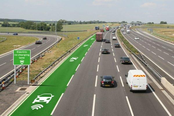 Estradas que carregam veículos (Imagem: Reprdodição/Listverse)
