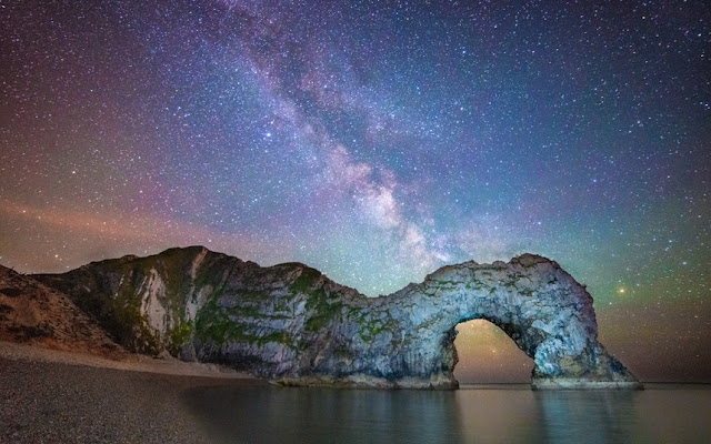 English Jurassic Coast Durdle Door