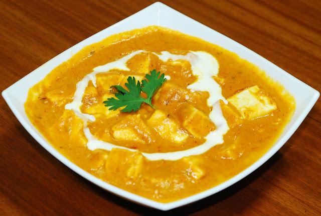 panner butter  masala recipe panner makhani