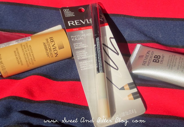 Revlon Photoready Kajal 001 Carbon Cleopatra Review India