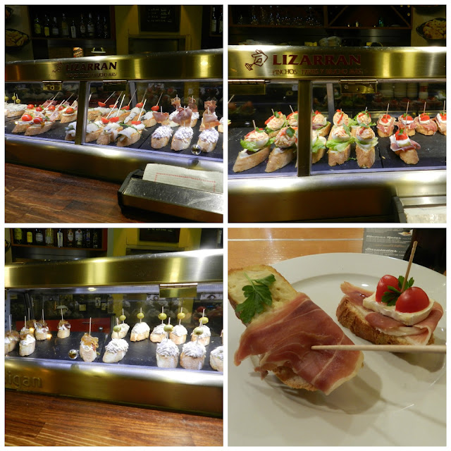 Onde comer em Valência - Lizarran