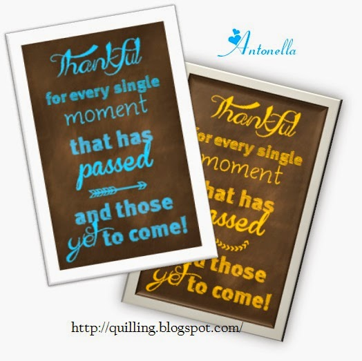 Thankful for Every Moment that has Passed and Those Yet to Come Free Printable