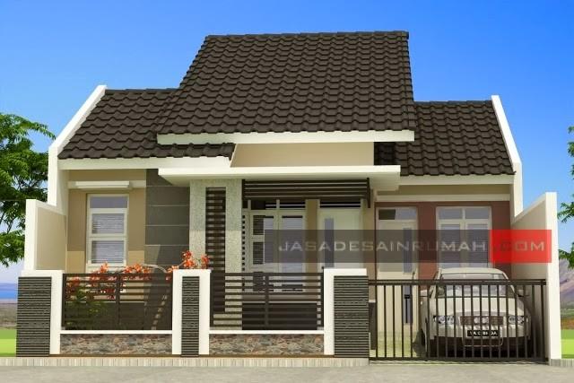 model rumah masa kini 1