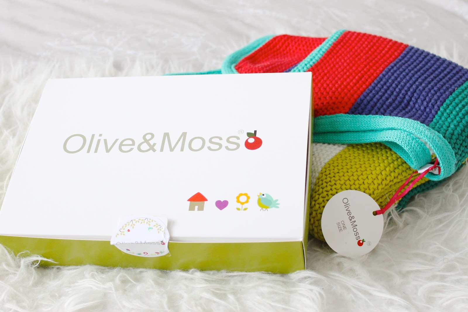 Olive & Moss newborn hamper