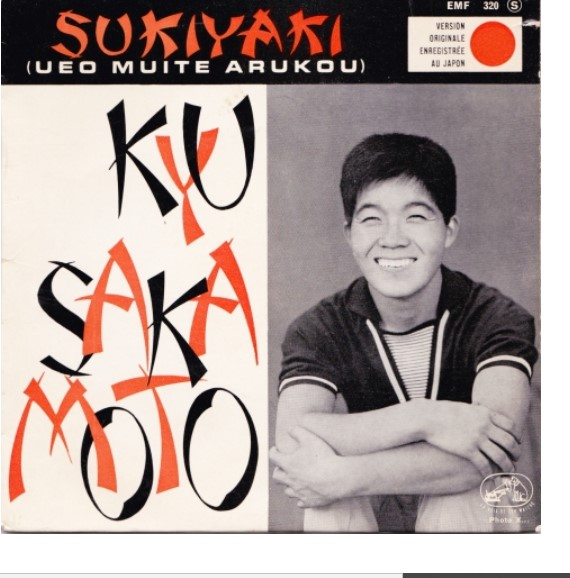 (2) WUHAN VIRUS: AN INSPIRATIONAL SONG TO LOOK UP: SUKIYAKI - A JAPANESE HIT BY KYU SAKAMOTO